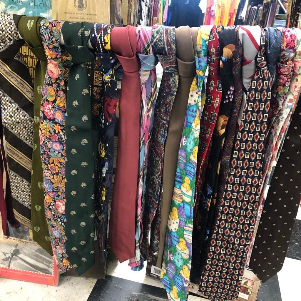 Hoarder's Ties