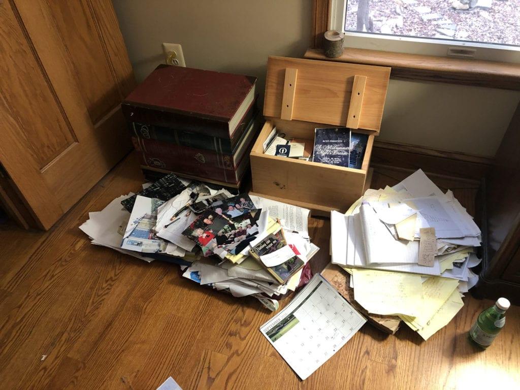 Messy Pile
