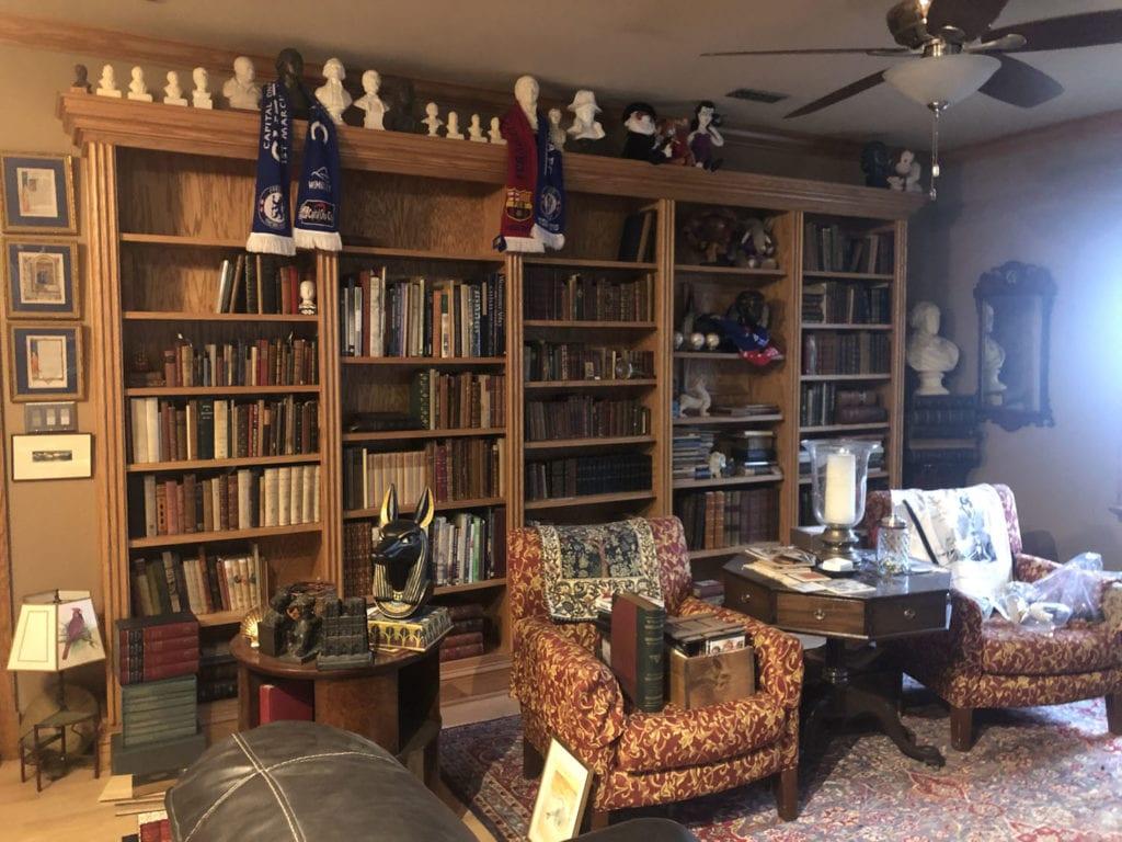 Chuck's Shelves