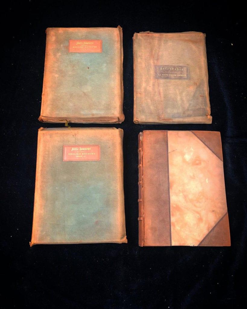 Suede Books