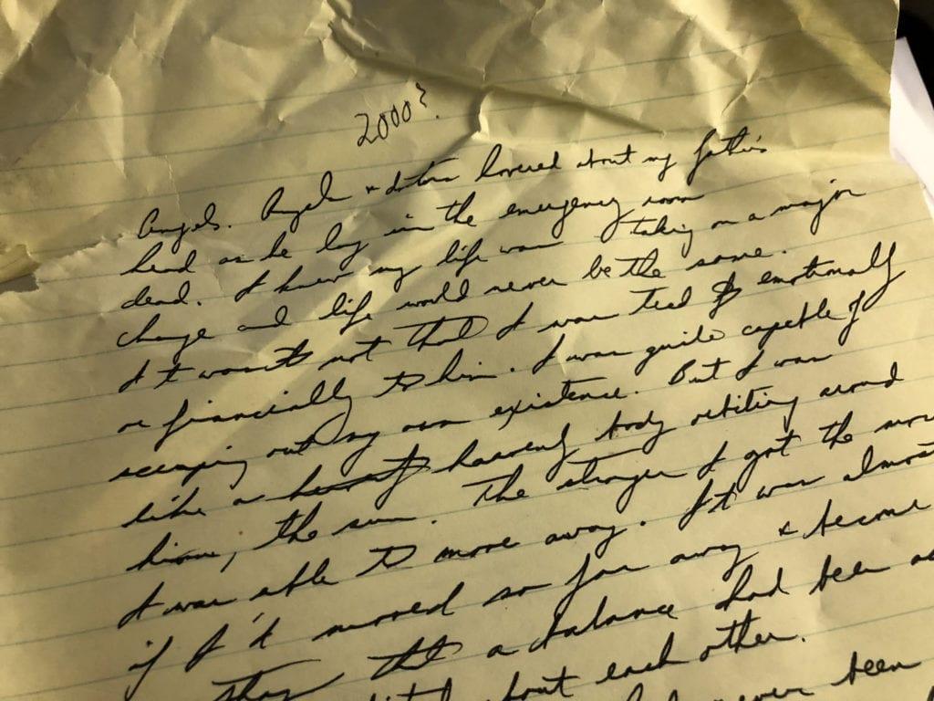 Undated Manuscript