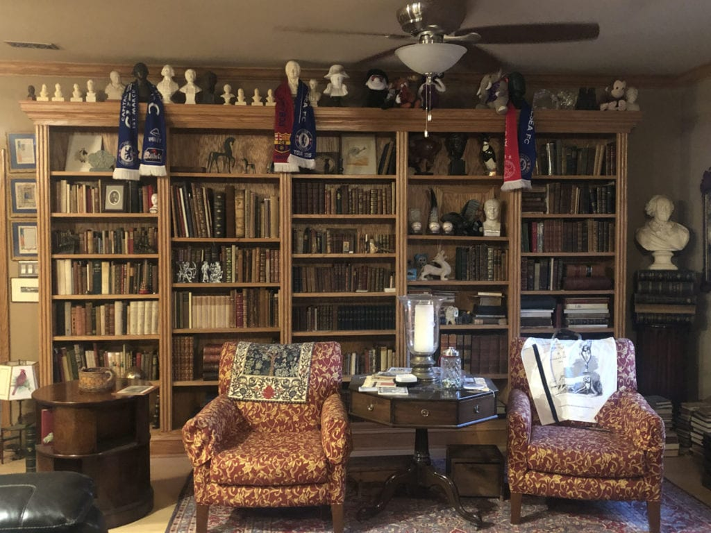 Great Room Library