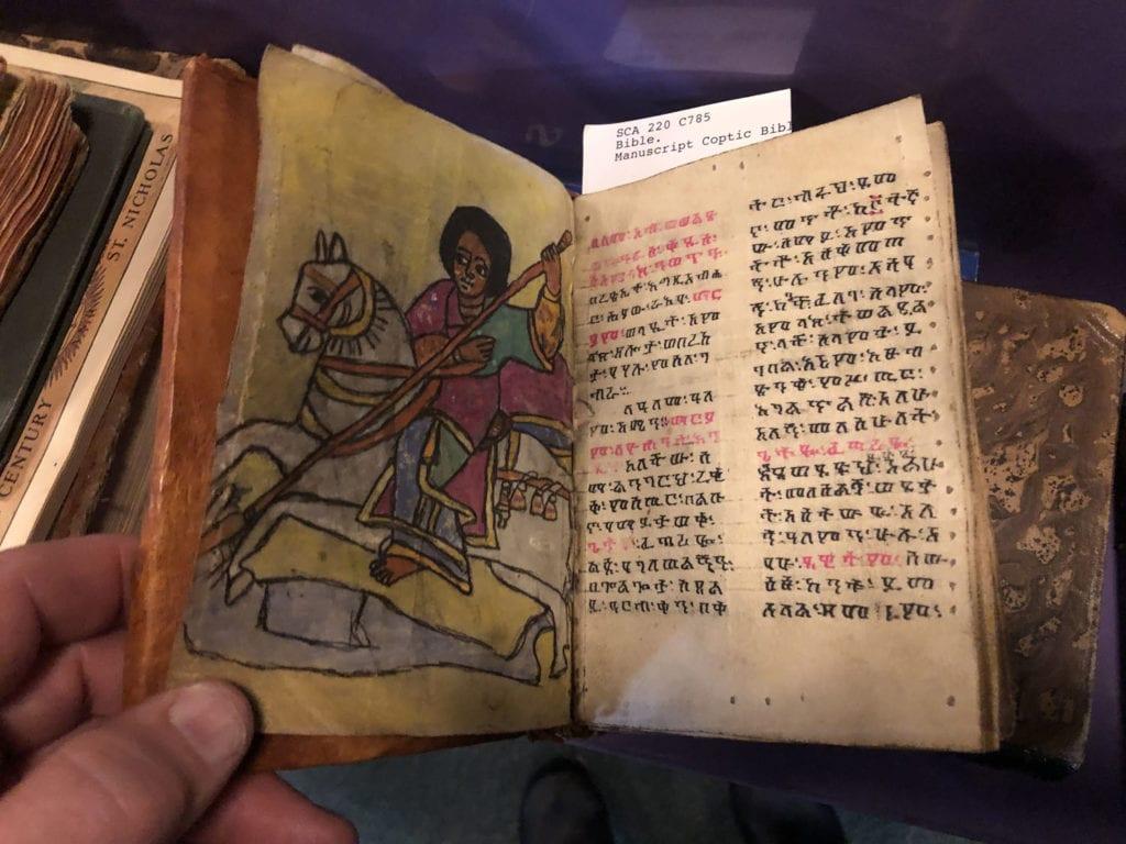 Coptic Bible