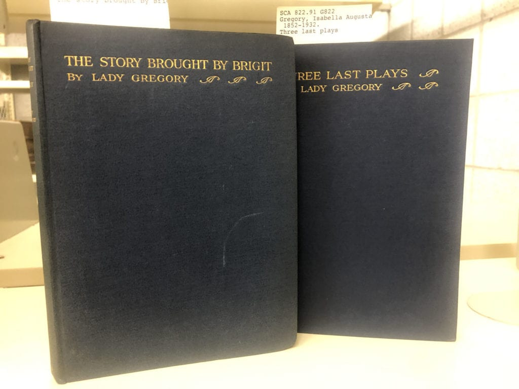 Lady Gregory Books