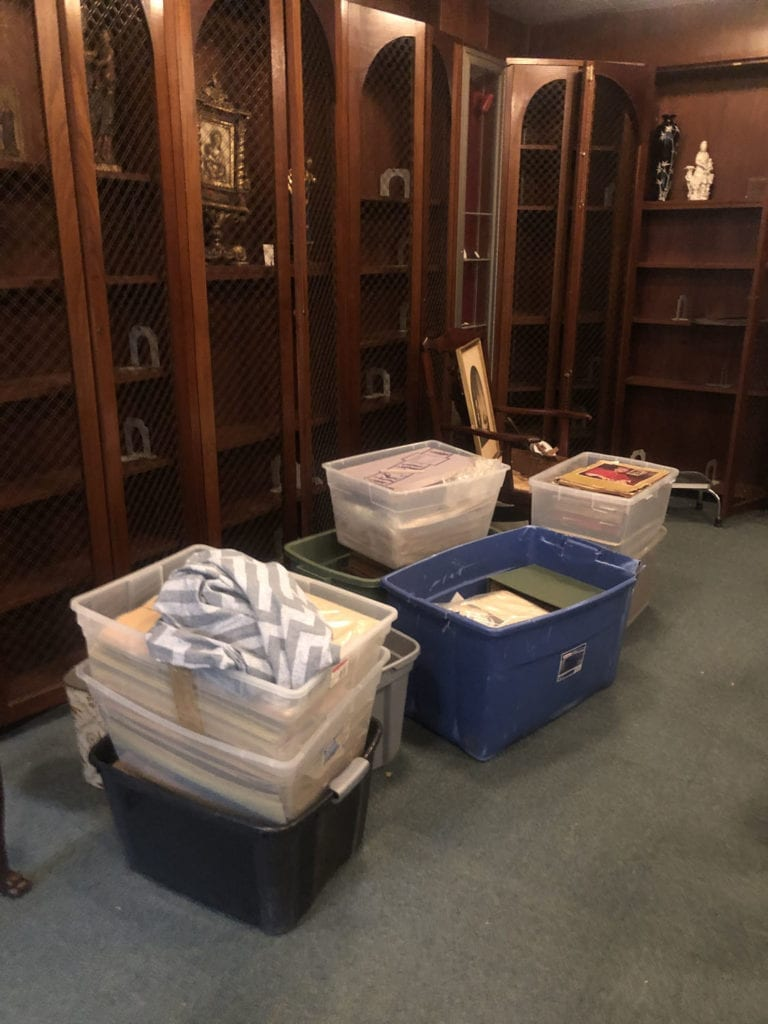 Former Rare Book Room