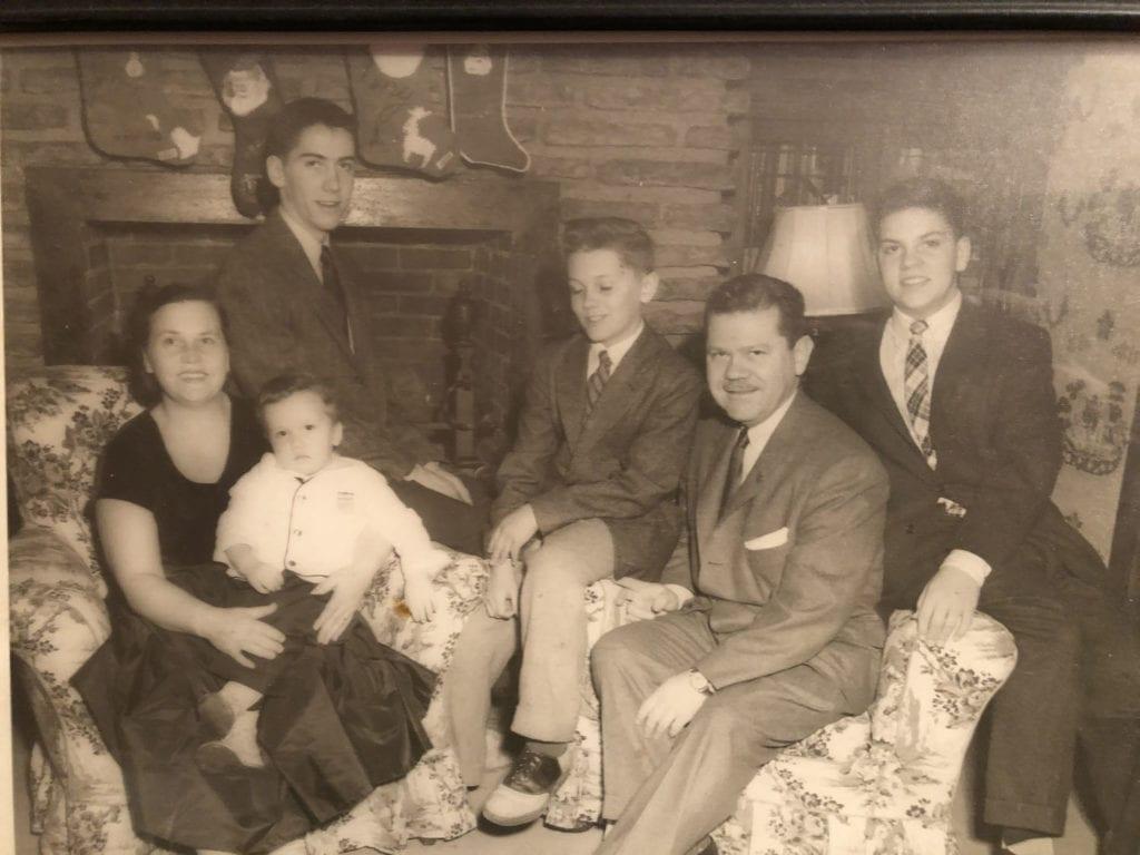 Chuck's Family