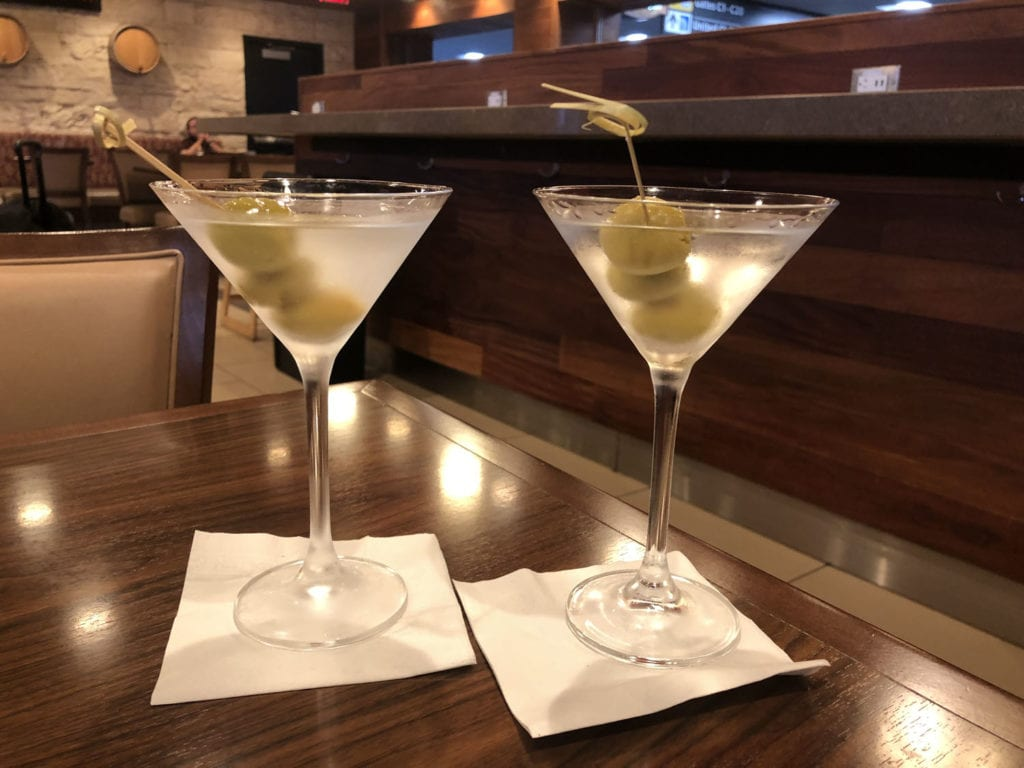 Airport Martinis