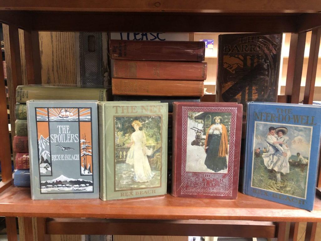 Rex Beach First Editions