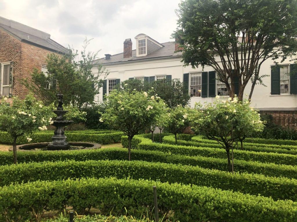 Keyes Garden