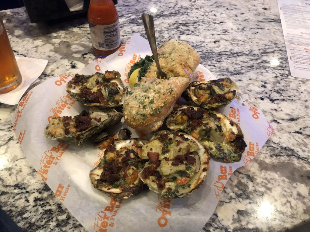 Ed's Oysters
