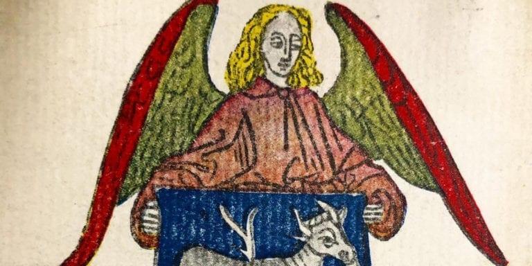 1480 Bookplate Facsimile