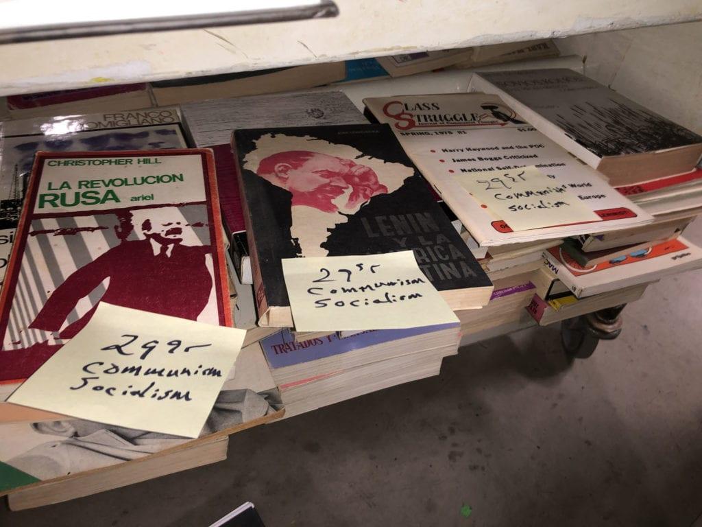 Communist Cart Notes