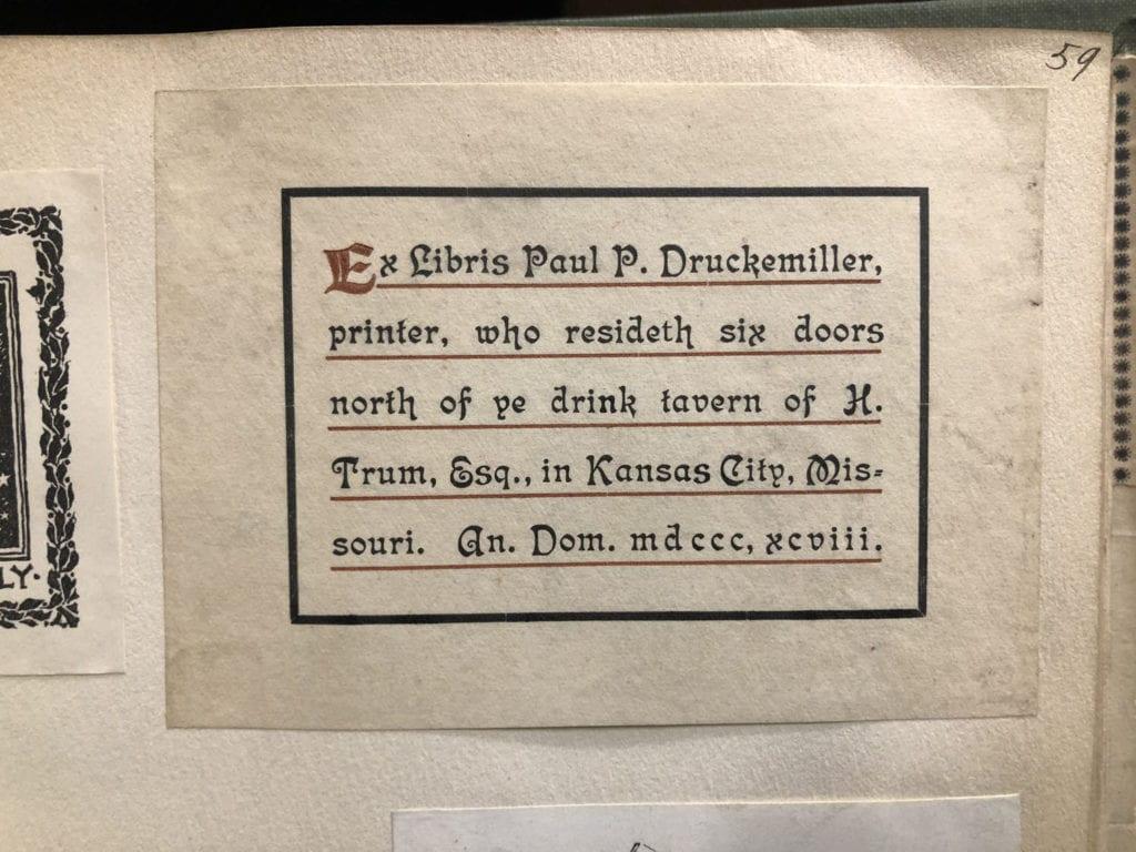 Druckemiller and Tavern