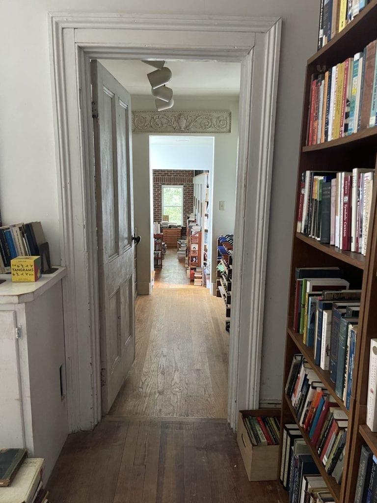 Library Passageway