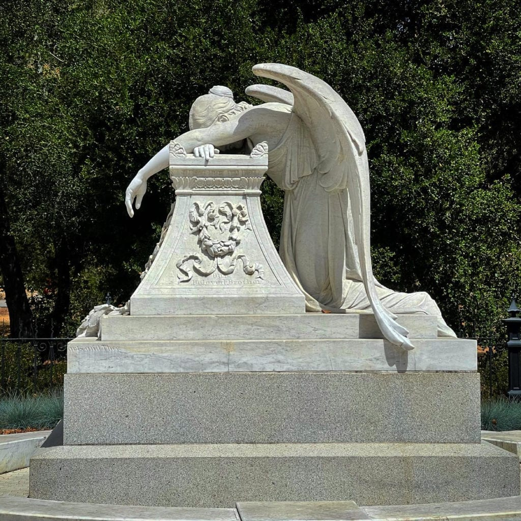 Stanford Angel of Grief