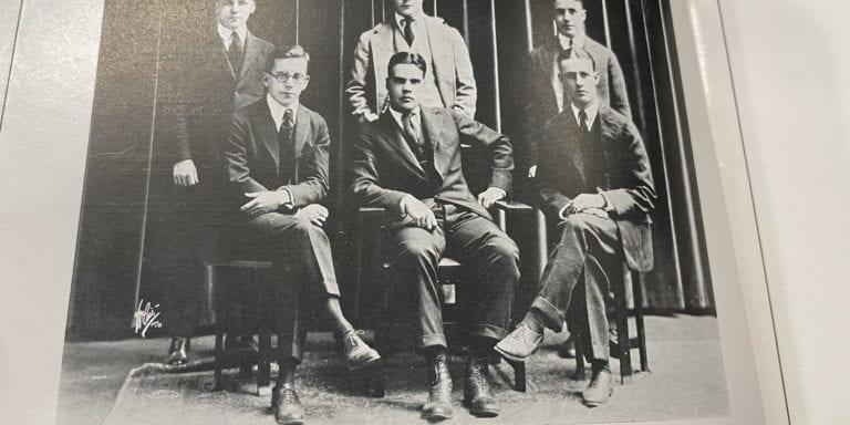 The Tiger Board, 1917-1918