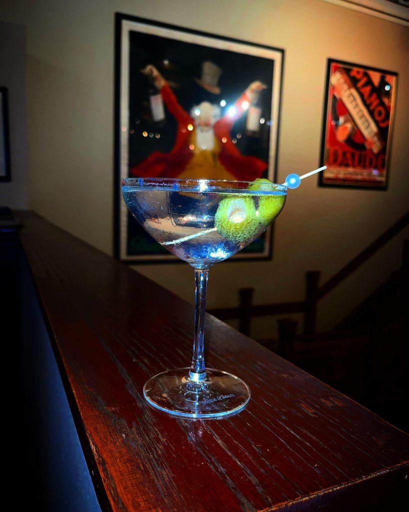 Lightfoot Martini