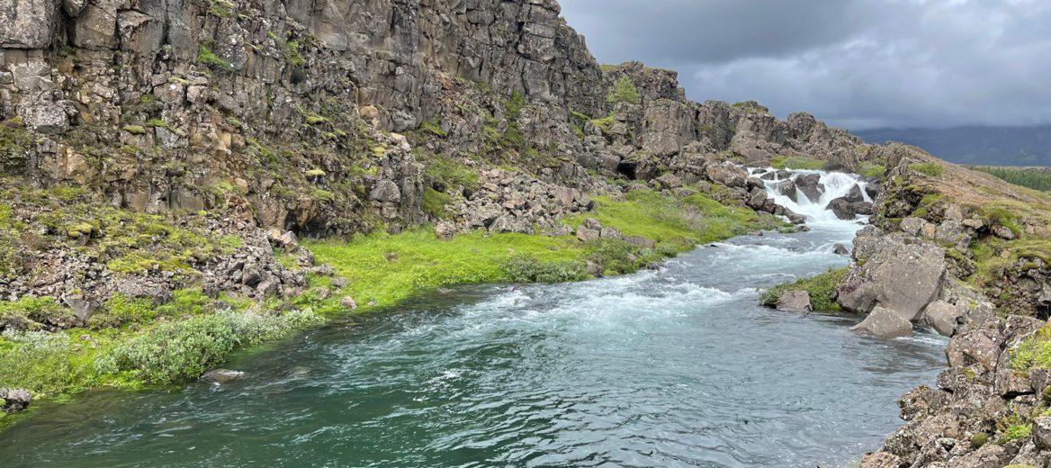 Þingvellir National Park Rift