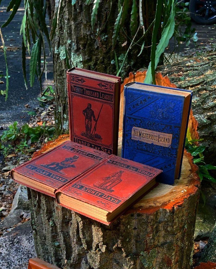 Verne Books