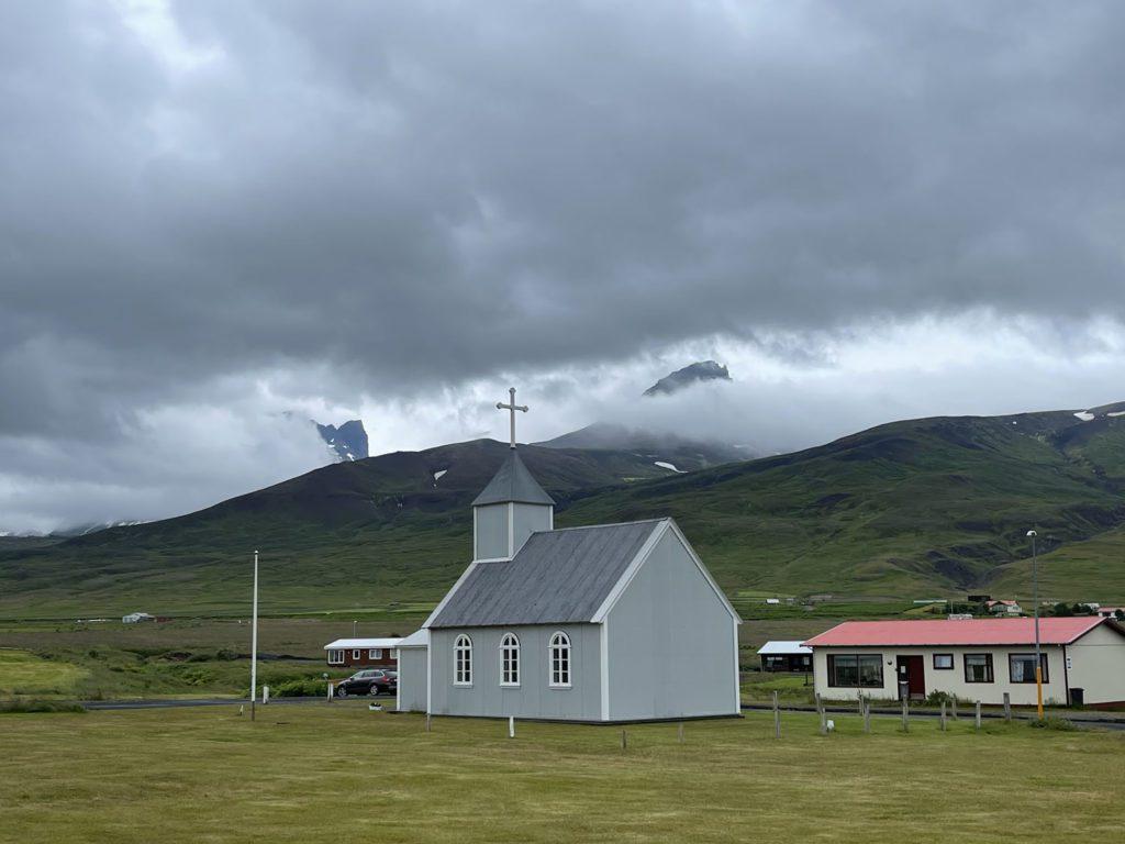 Bakkagerðiskirkja Church