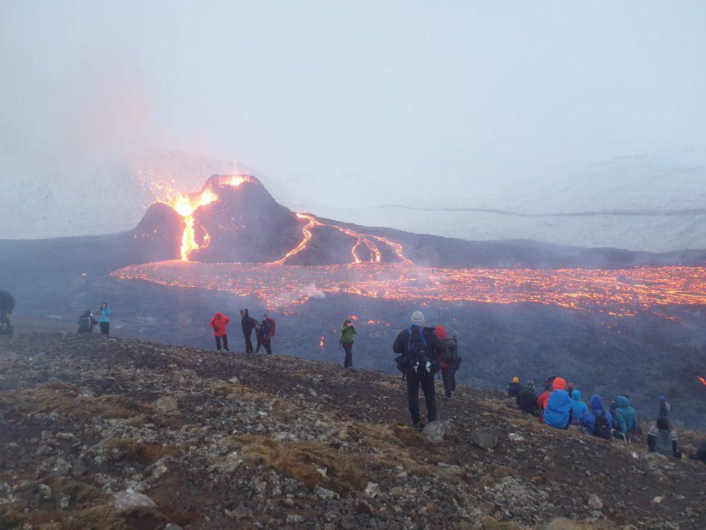 Wikimedia Geldingadalagos Volcano