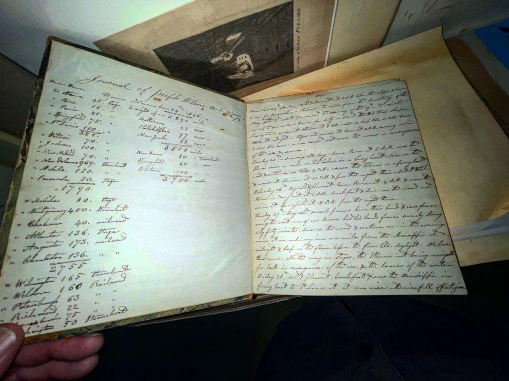 Mexican American War Diary