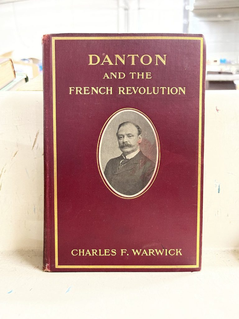 Danton and the French Revolution
