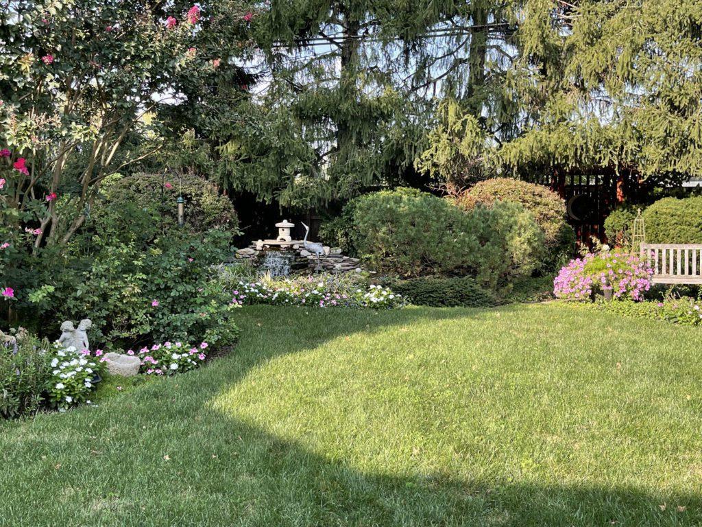 Friend's Garden