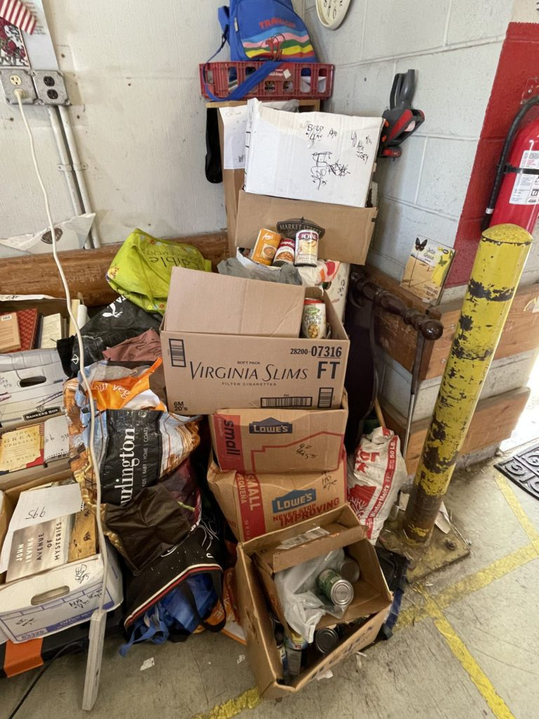 Food Kitchen Donations