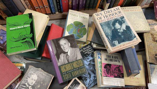 Misshelved Books